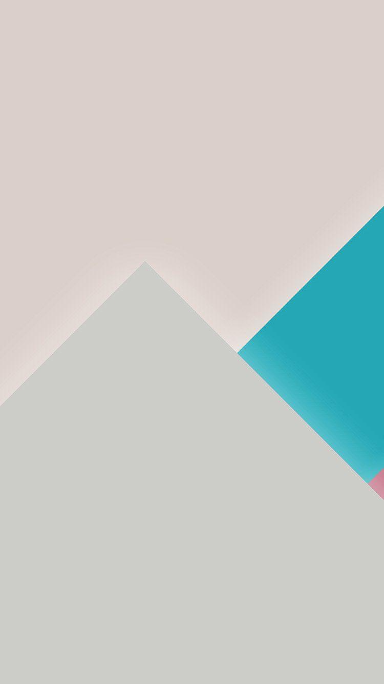Vk53 Android Lipop Material Design White Pastel Pattern