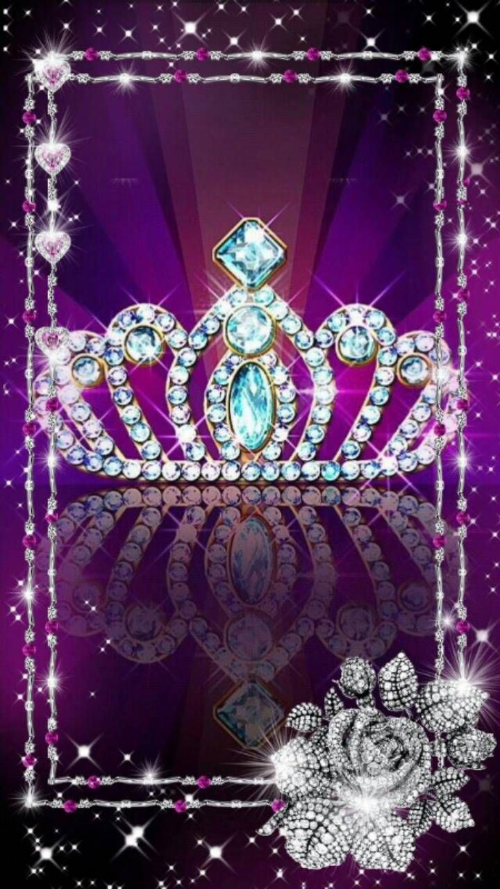 pink crown jewels wallpaper by kaeira - 72b2 - Free on ZEDGE™