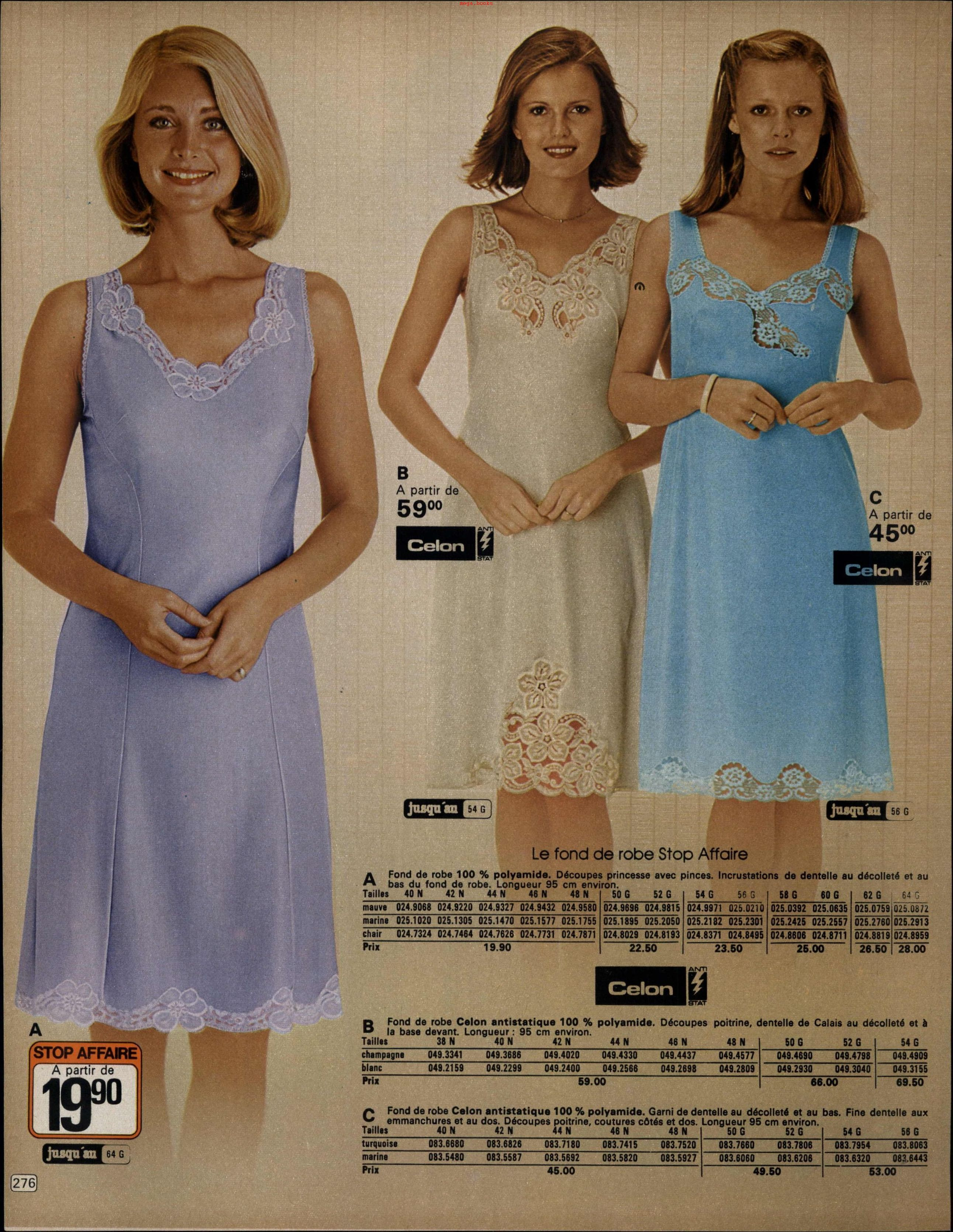 Sears Catalog Underwear Plus Size