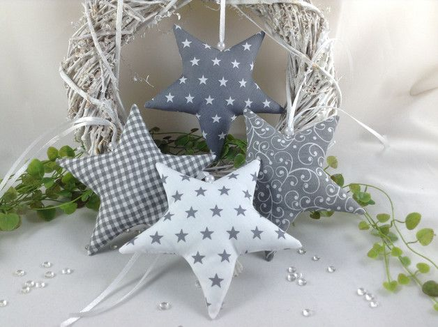 4 Wundersch U00f6ne Sterne In Verschiedenen  Aufeinander