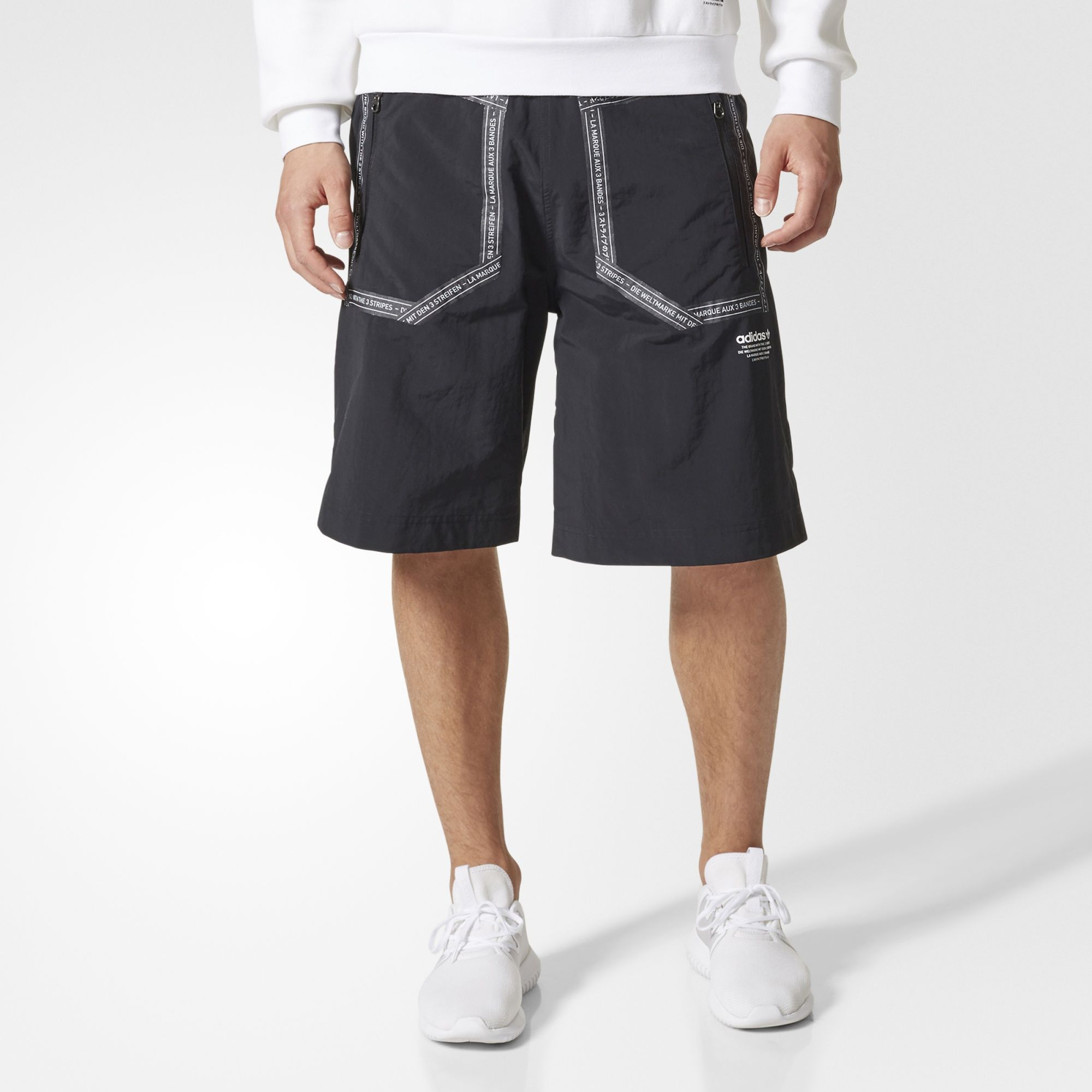 e2dbe3f6d26df adidas - Men s Reversible Shorts
