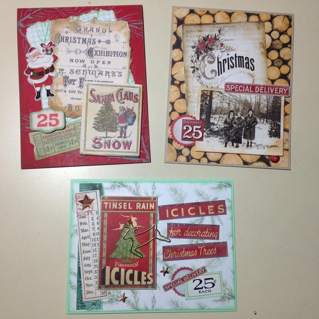12 likes 2 comments pam spicer stampinspicer on instagram - Mint Christmas Cards