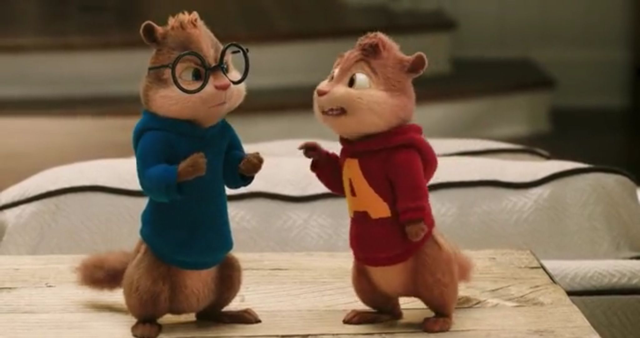 Pin De Jeffrey Gayle Hay Em Alvin And The Chipmunks The Road Chip