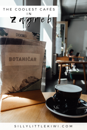 The 8 Coolest Cafes In Zagreb Croatia In 2020 Cool Cafe Zagreb Croatia