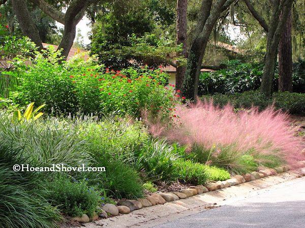 hoeandshovel.com - Florida gardening | Carballo residence ...