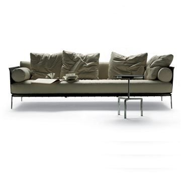 Happy Hour Sofa Designed By Antonio Citterio Sofa Design Sofa