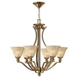 Hinkley Lighting 4656BR 6LT CHANDELIER $579