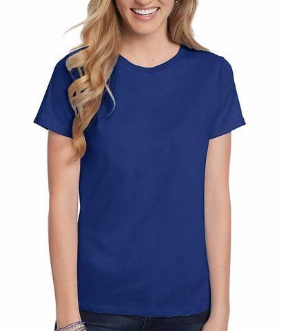 b5a43957 #Brayola - #Brayola Hanes Women's Relaxed Fit Jersey ComfortSoft Crewneck  T-Shirt 5680