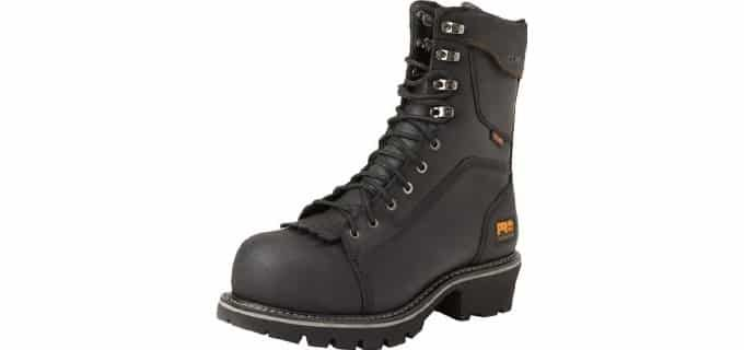 47302f79670 Timberland PRO Men's Rip Saw Comp Toe Logger Work Boot | Work Boots ...