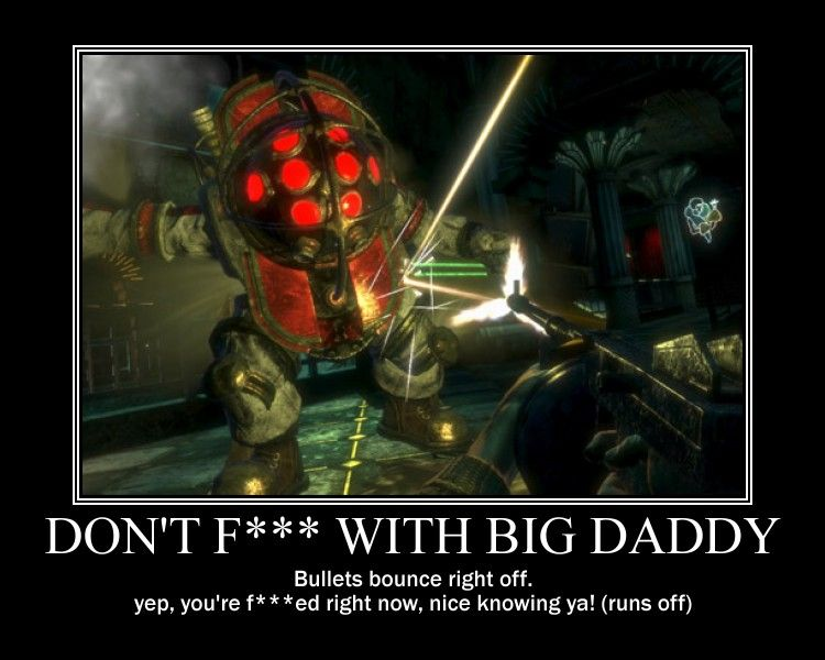 Don't F--- with Big Daddy by Volts48
