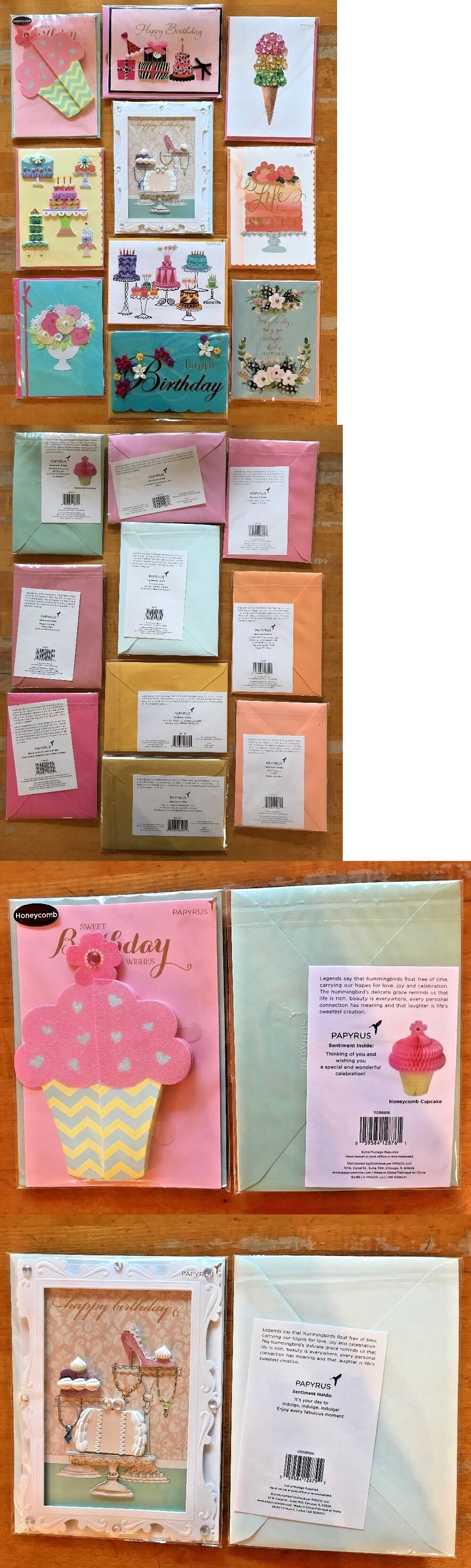 Greeting cards and invitations 170098 10 papyrus birthday blank greeting cards and invitations 170098 10 papyrus birthday blank cards envelopes gold seals 92 value kristyandbryce Gallery