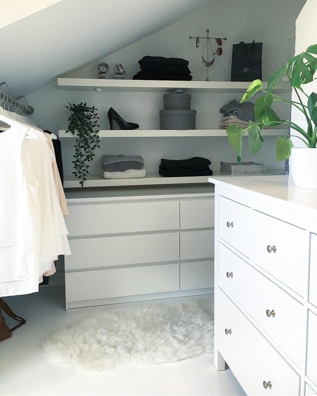 So einfach und kostengünstig können Sie selbst einen begehbaren Kleiderschrank bauen