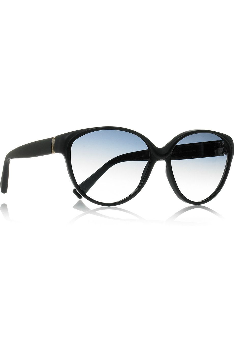 Yves Saint Laurent - Cat eye acetate sunglasses