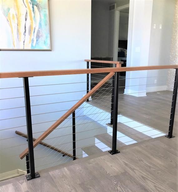 Cable Deck Railing For Sale