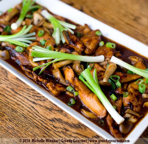 Chicken In Oyster Sauce Stir Fry With Mushrooms A Chinese Stirfry Recipe Recipe Easy Healthy Pasta Recipes Healthy Pasta Recipes Healthy Pancake Recipes