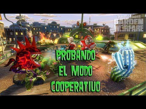 Plants Vs Zombies Garden Warfare Pc Gameplay Español | Gamesall.co