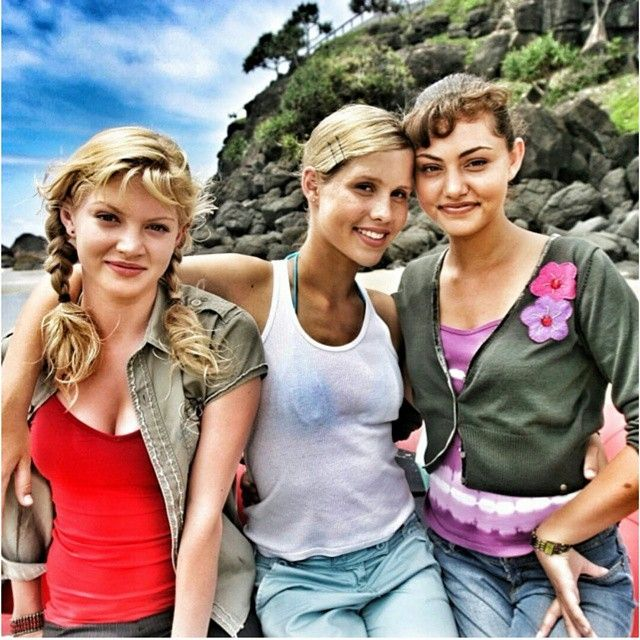 H2o just add water rikki emma and cleo h2o just add for Mako mermaids cleo