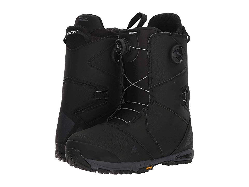 uusin kokoelma Sells viralliset valokuvat Burton Photon Boa(r) '19 Men's Cold Weather Boots Black ...