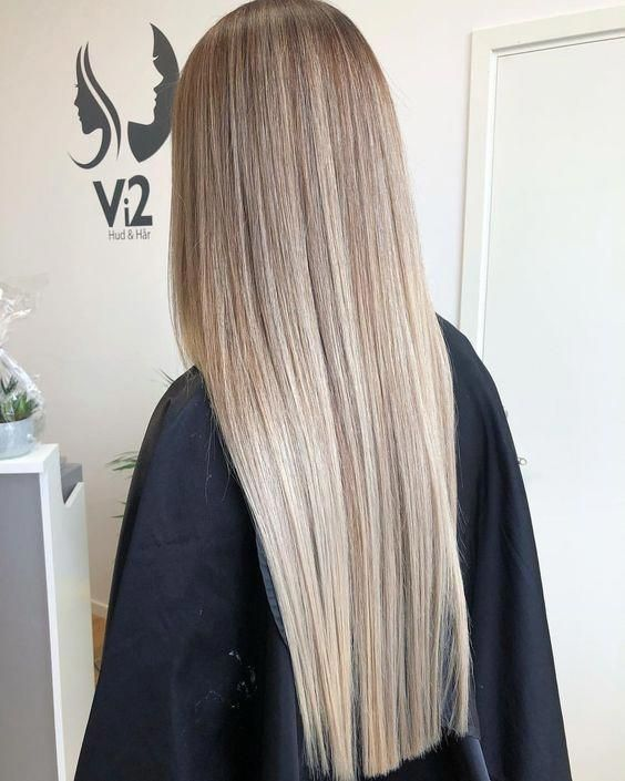 Photo of Attractive and Beautiful Straight Hairstyles for Mordern Wom…