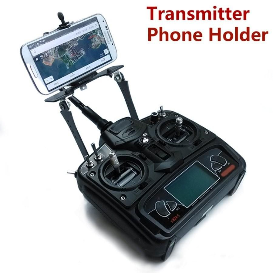 FPV Phone Holder Clamp Monitor Mount For RC Transmitter
