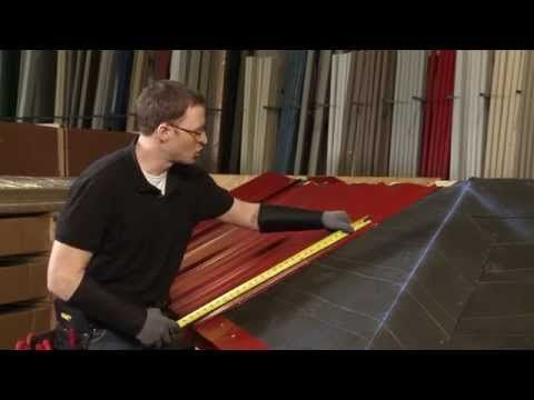 How to Install Standing Seam Metal Roofing - Hip Cap ...
