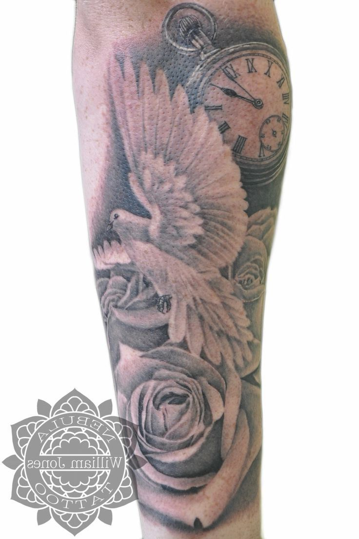 rose sleeve tattoo designs for men half sleeve tattoos forearm clouds half sleeves. Black Bedroom Furniture Sets. Home Design Ideas