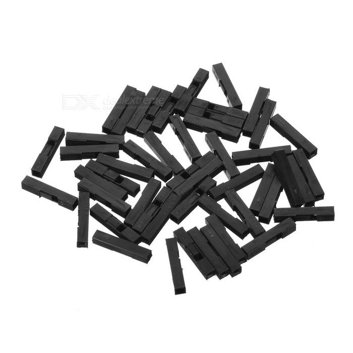 Pang Xie Wang Guo Dupont 2.54mm Pin Header Housing 1P Connectors - Black (50PCS). Find the cool gadgets at a incredibly low price with worldwide free shipping here. Pang Xie Wang Guo Dupont 2.54mm Housing 1P Connectors - Black (50PCS), Repair Parts and Tools, . Tags: #Hobbies #Toys #R/C #Toys #Repair #Parts #and #Tools
