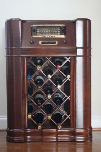 Radio Wine Repurposing For the Home in 2019