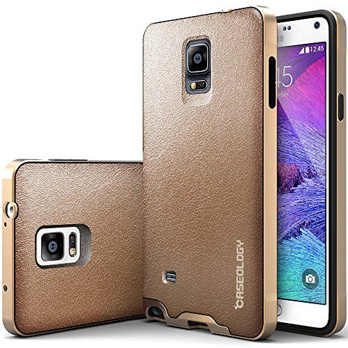 detailed look 66bd1 8bfc8 Caseology gold case for Samsung Note 4 | Team Samsung | Samsung ...