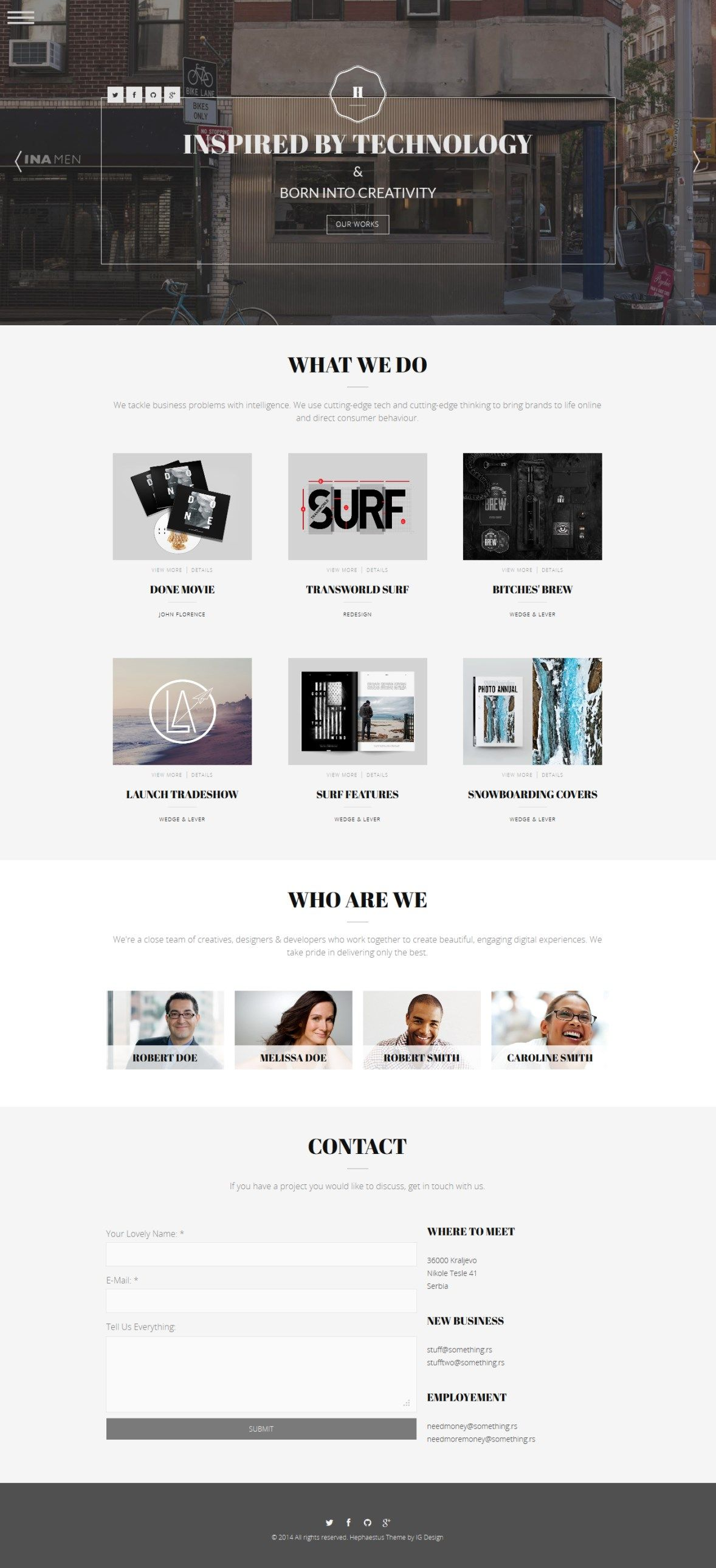 Pin On Best Html Website Templates
