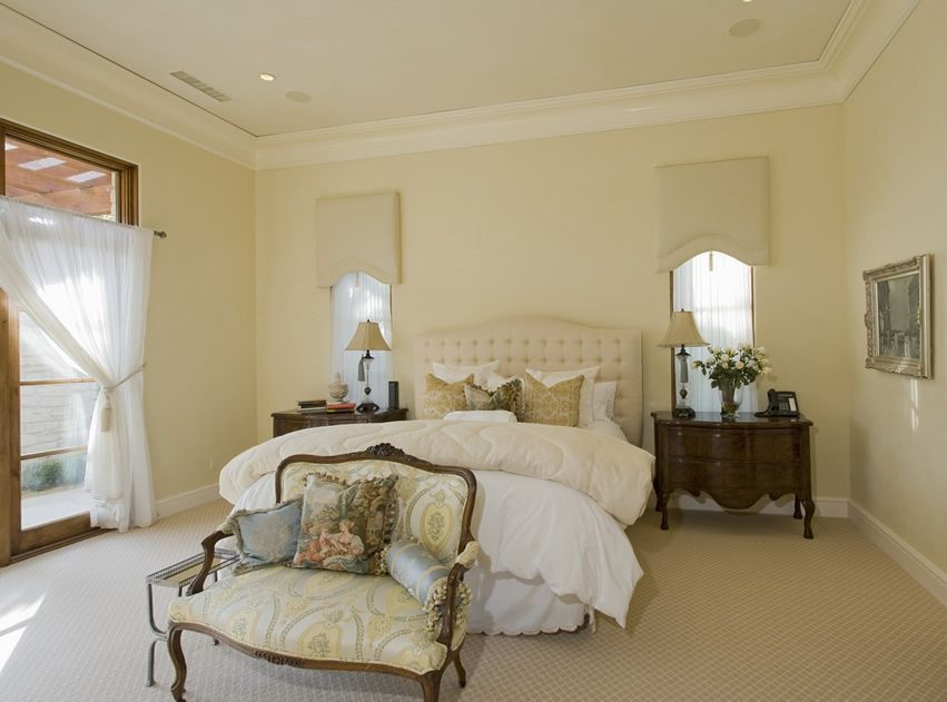 40 Luxury Master Bedroom Designs With