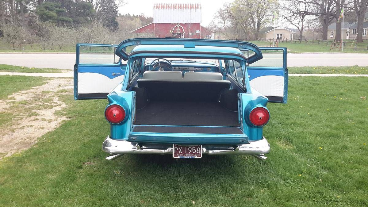 1957 Ford Ranch Wagon Del Rio Station Wagon for sale #1844581