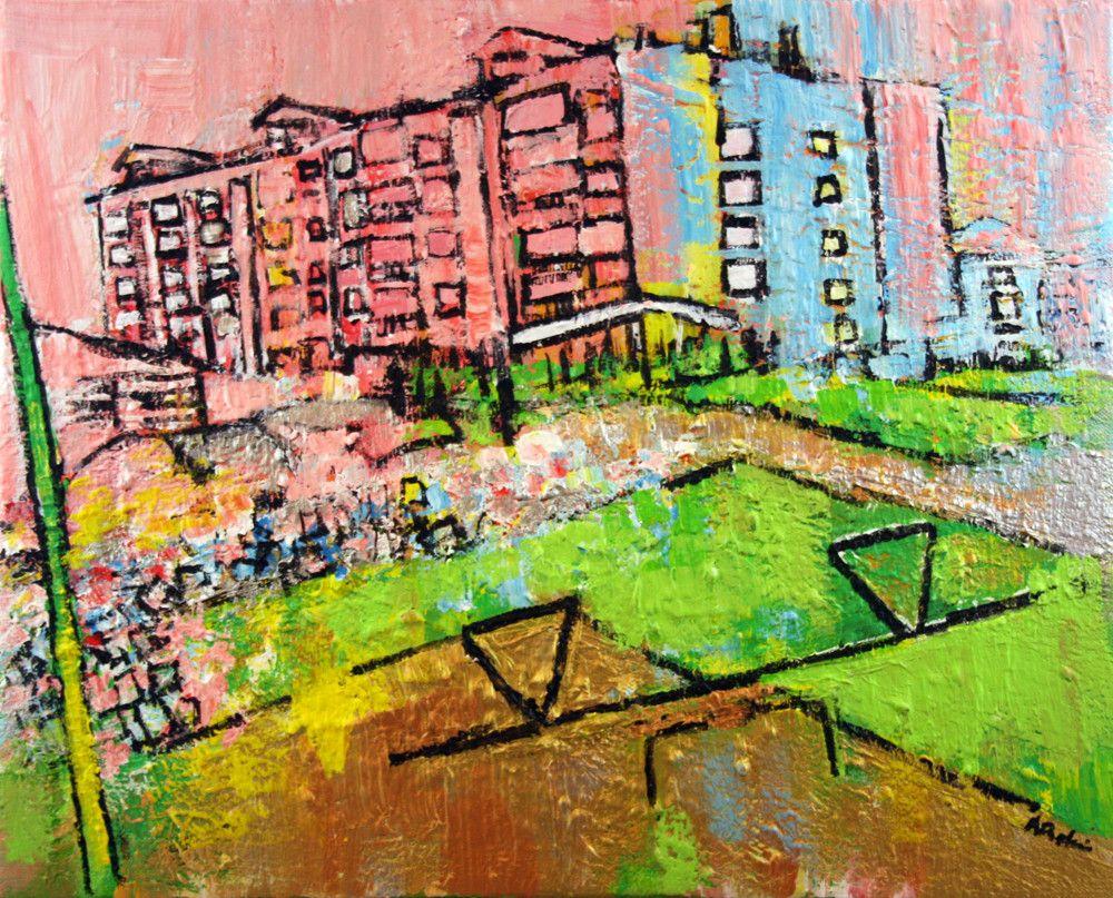 See Saw Srpsko Sarajevo Sarajevo Art Seesaw