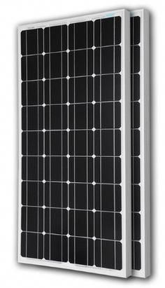 Solar Power Generator 4600 Watt 110 Amp With Wind Turbine System Solar Panels Solar Energy Panels Best Solar Panels