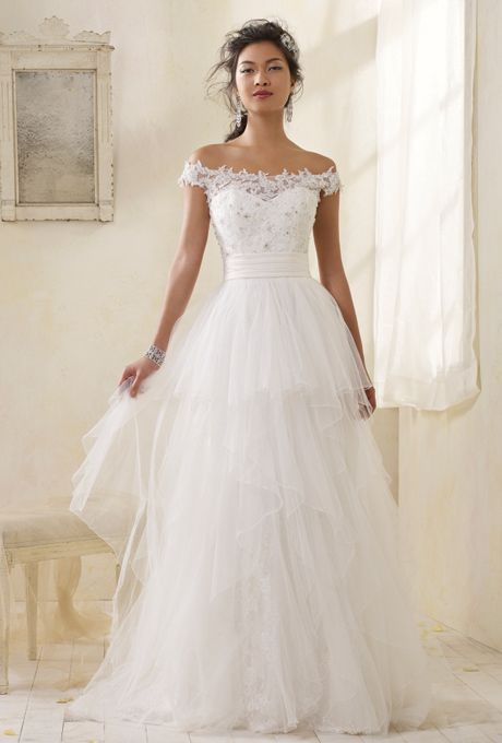 1000  images about Wedding Dresses on Pinterest - Patrick o&-39-brian ...