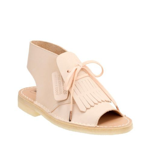 831eb63167ef Desert Kiltie. Light Pink Nubuck - Clarks Originals Womens Sandals - Clarks®  Shoes