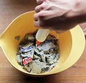How to make paper mache egg carton