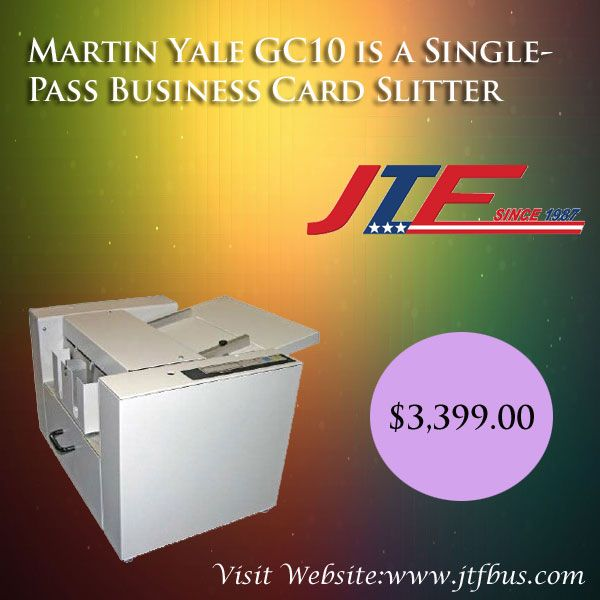 Martin yale bcs104 business card slitters martin yale bcs104 martin yale bcs104 business card slitters martin yale bcs104 pinterest business cards blade and business colourmoves