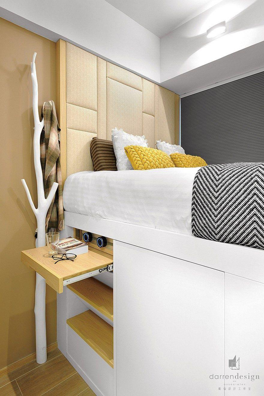 a typical mini apartment design in hong kong by darren design kids rh pinterest com tiny apartment design ideas tiny apartment design paris