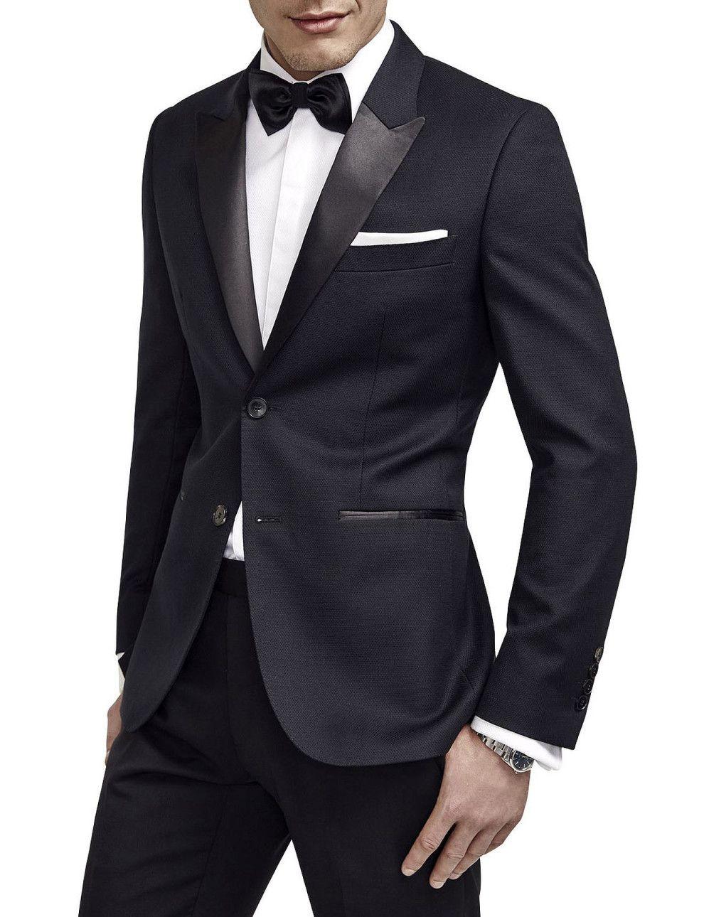 mens hugo boss dinner suit - Google Search