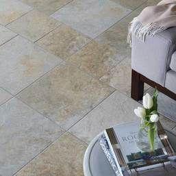 Daltile Franciscan Slate In Desert Crema Tiles Flooring Porcelain Tile