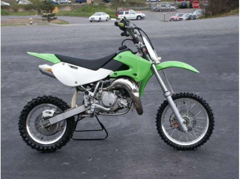 Kx 65 Dirt Bike 2005 Kawasaki Kx 65 Dirt Bike Us 1 899 00