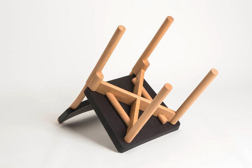 paul loebach peg chair without glue