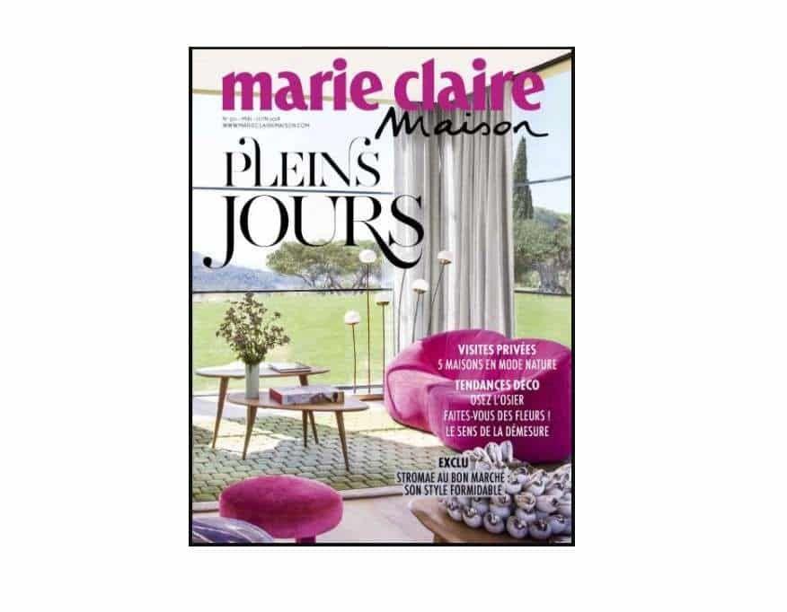 Abonnement Marie Claire Maison bas prix 11 euros - #bonplan Pour une