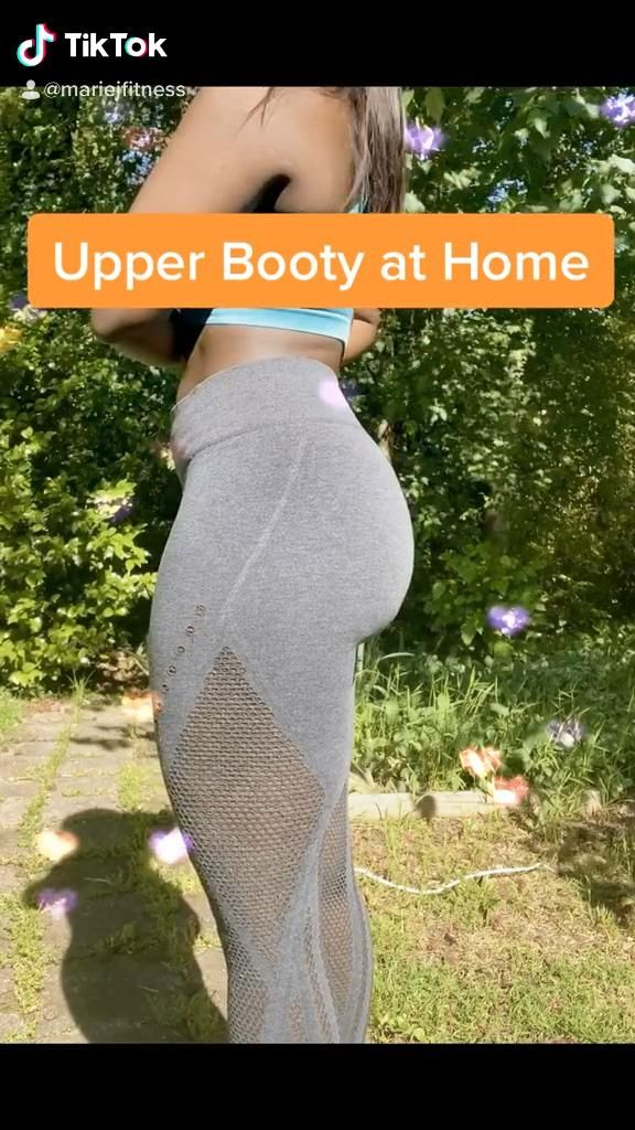 Upper Booty Workout