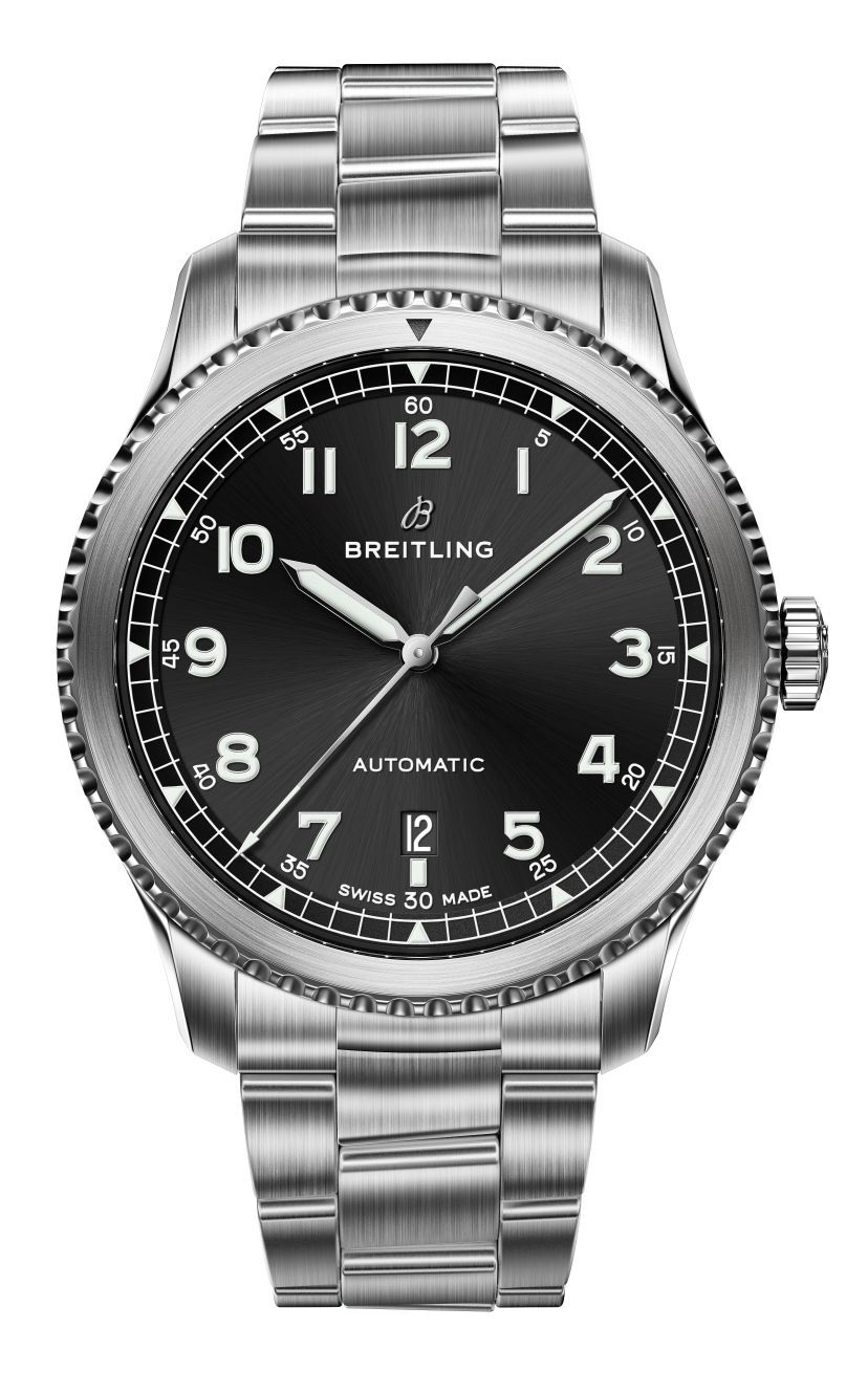 1ae1c7a1b76 TimeZone   Industry News » N E W M o d e l - Breitling Navitimer 8 Automatic
