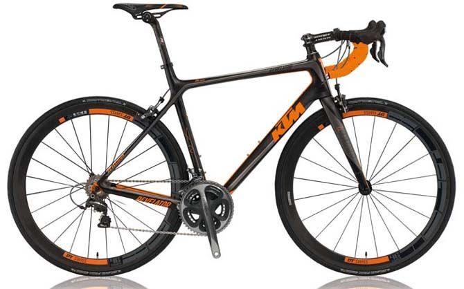 Ktm 2012 Le Bici Da Corsa Le Photogallery Di Cycling It 1 Di
