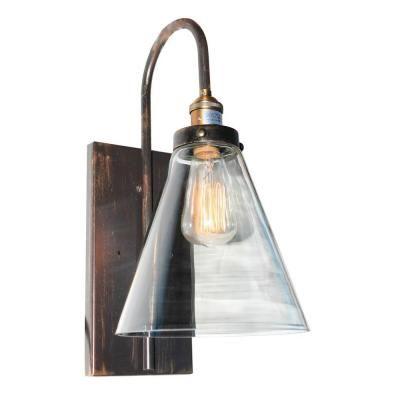 Filament Design Merignac 1-Light Copper and Multi-Tone Brown…