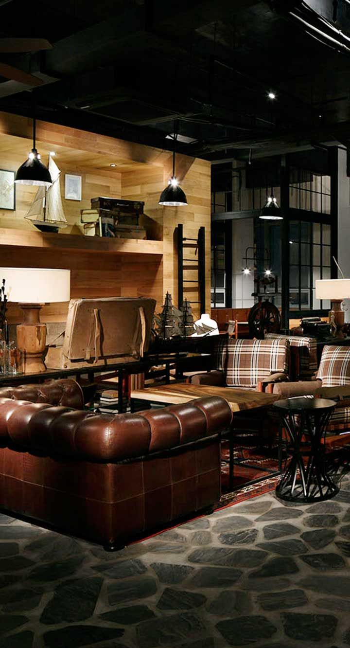 D22 Restaurant And Bar Resembles A Stylish Gentleman S Living Room
