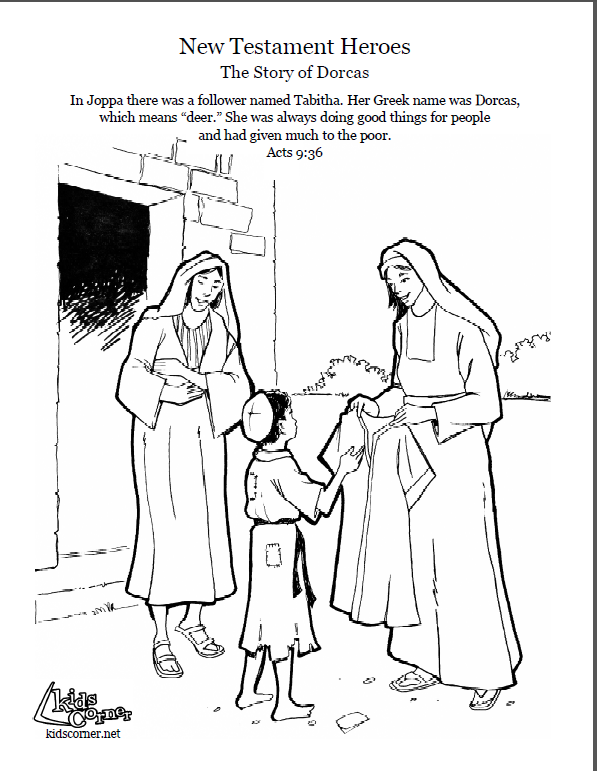 Pin by Shannon Warren on Christian Coloring Pages-NT | Pinterest ...